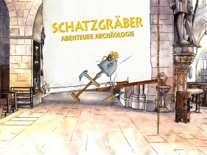 Schatzgräber - Abenteuer Archäologie